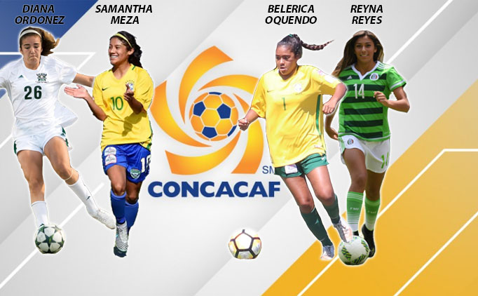 Four NTX players compete at CONCACAF U-17 Champs