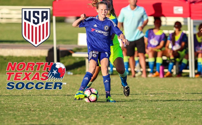 Four NTXSoccer players invited to U15 USWNT camp