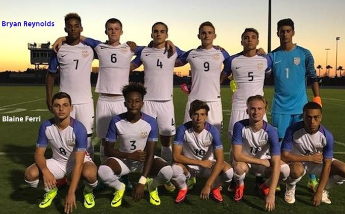 NTX players to play in CONCAF U-17 Tournament