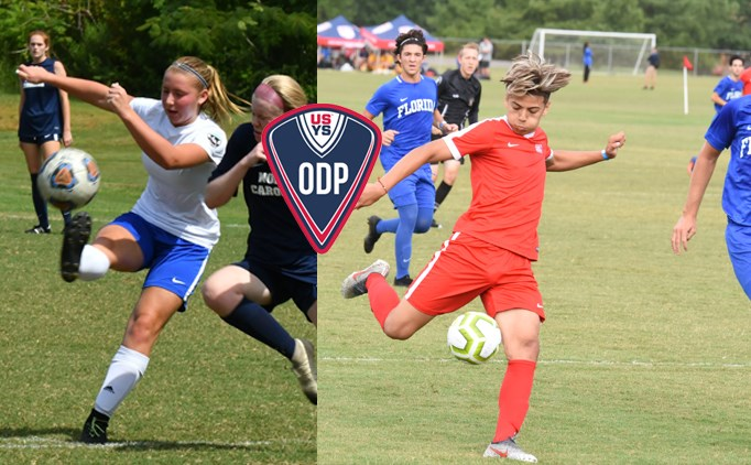 North Texas ODP Player Pools: 2003-2007
